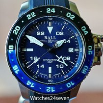 Ball Steel Automatic Engineer Hydrocarbon pre-owned United States of America, Missouri, Chesterfield
