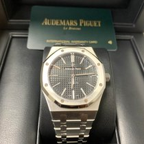 Audemars Piguet Royal Oak Selfwinding 15400ST.OO.1220ST.01 2018 pre-owned