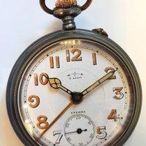 Eterna Reloj usados 1916 50mm Cuerda manual Solo el reloj