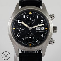 IWC Pilot Chronograph 3706 1995 pre-owned