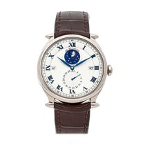De Bethune pre-owned Manual winding 43mm Silver 3 ATM