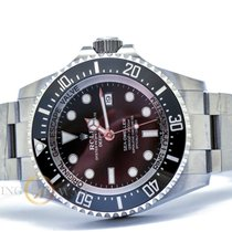 Rolex Sea-Dweller Deepsea Steel 44mm Black Malaysia, Subang Jaya
