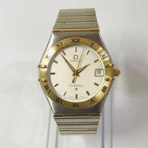 Omega Constellation Quartz 396.1201 pre-owned