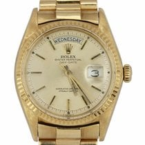 Rolex Day-Date 36 Yellow gold 36mm Champagne United States of America, New York, Massapequa Park