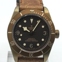 Tudor Black Bay Bronze neu 2019 Automatik Uhr mit Original-Box und Original-Papieren 79250BM