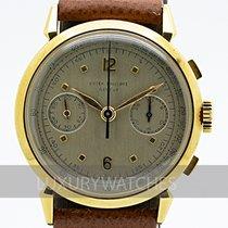 Patek Philippe Chronograph Oro amarillo 36mm Blanco