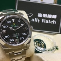劳力士  (Rolex) Cally - New 2017 Air-King 116900 39mm [NEW]