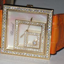 Chopard Happy Spirit Yellow gold 30mm Mother of pearl No numerals United States of America, New York, NEW YORK CITY