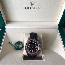 Rolex Yacht-Master Rainbow Diamond Bezel 116695