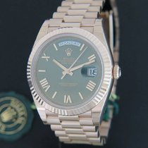 Rolex Day-Date Rose gold 228235 NEW