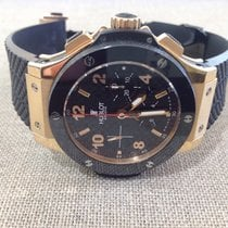 Hublot Big Bang 44 mm Rose Gold (serviced 2017)