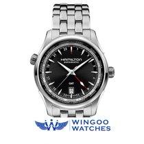 Hamilton JAZZMASTER GMT AUTO Ref. H32695131