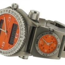 Breitling E56321 Titanium 2002 Emergency 43mm pre-owned United States of America, New York, New York City