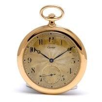 Cartier Thinest Pocket Watch