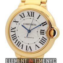 Cartier Ballon Bleu 36mm new Automatic Watch with original box and original papers WGBB0011