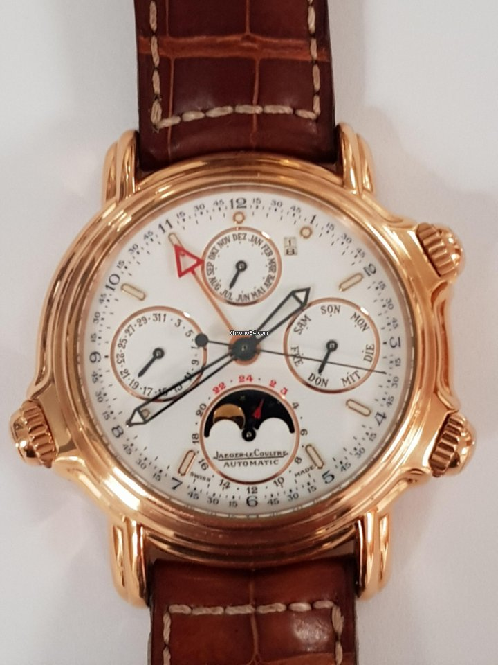 Jaeger-LeCoultre 180. 240.990 pre-owned