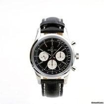 Breitling Transocean Chronograph Stahl 43mm Schweiz, Bäch