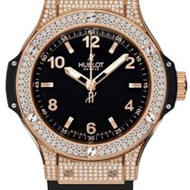Hublot Big Bang 38 mm Rose gold 38mm Black Australia, SYDNEY