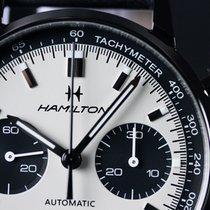 Hamilton Intra-Matic nieuw 40mm Staal