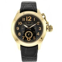 Hamilton Khaki Navy Frogman Gold/Steel 37mm Black Arabic numerals