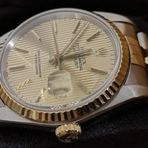 Rolex Gold/Steel 36mm Automatic 16233 pre-owned Malaysia, Puchong, Selangor