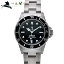 Rolex 5512 Steel 1959 Submariner (No Date) 40mm pre-owned