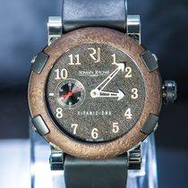 Romain Jerome Ocel 46mm Automatika T.OXY3.11BB.00.BB použité