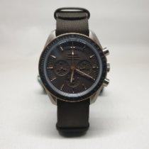 Omega 311.62.42.30.06.001 Titânio 2014 Speedmaster Professional Moonwatch 42mm usado