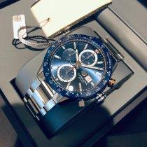 TAG Heuer Carrera Calibre 16 new 2019 Automatic Chronograph Watch with original box and original papers CBM2112.BA0651