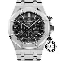 Audemars Piguet Steel 41mm Automatic 26320ST.OO.1220ST.01 pre-owned