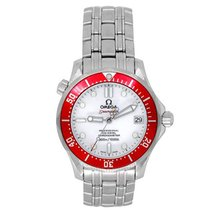 Omega Seamaster Diver 300 M Steel White United States of America, California, Los Angeles