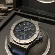 Hublot Big Bang King Keramik 48mm Schwarz Arabisch
