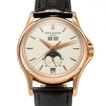 Patek Philippe Annual Calendar Rose gold 37mm Champagne United States of America, Texas, Houston