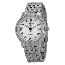 Tissot Bridgeport Acero 43mm Plata