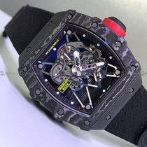 Richard Mille Carbone Remontage automatique RM35-01 AO CA nouveau