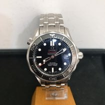Omega 212.30.36.20.01.002 Steel Seamaster Diver 300 M 36mm pre-owned