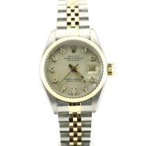 Rolex 6917 Or/Acier 1977 Lady-Datejust 26mm occasion