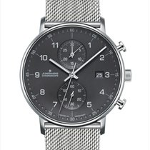 Junghans Quartz Grey new FORM C