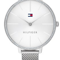 Tommy Hilfiger Steel 38mm Quartz 1782113 new