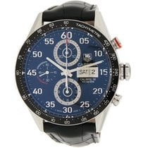 TAG Heuer Carrera Calibre 16 43mm Black United States of America, Virginia, Vienna