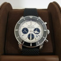 Breitling Superocean Héritage II Chronographe Stahl 44mm Silber Deutschland, Frankfurt am Main