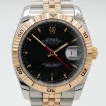 Rolex 116261 Gold/Stahl 2006 Datejust Turn-O-Graph 36mm gebraucht