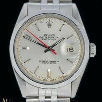 Rolex Datejust Staal 36mm Zilver