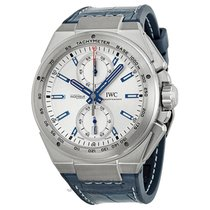 IWC Ingenieur Chronograph Racer Steel 45mm Silver No numerals United States of America, New York, Greenvale