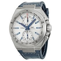 IWC IW378509 Steel Ingenieur Chronograph Racer 45mm pre-owned United States of America, New York, Greenvale