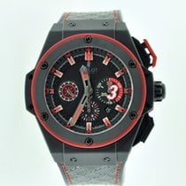 Hublot King Power Ceramic 48mm Black Arabic numerals United States of America, New York, New York