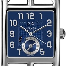 Hermès Cape Cod GMT Automatic Large TGM 039212WW00