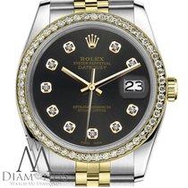 Rolex Lady-Datejust Acero y oro 31mm Marrón