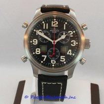 Zeno-Watch Basel New Pilot Chronograph with Alarm