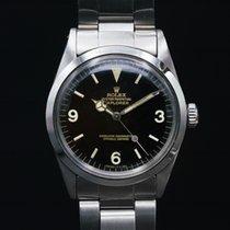 Rolex 1016 Vintage Explorer I Gilt Glossy TROPICAL Dial (27402)